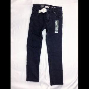 Gymboree 7 Black  Skinny Jeans